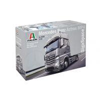 ITALERI 3905 CAMION MERCEDES BENZ ACTROS MP4 GIGASPACE 1/24