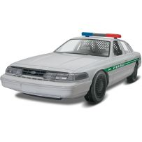 REVELL 11688 FORD POLICE CAR 1:25