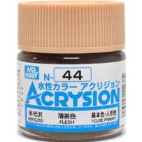 GUNZE N044 ACRYSION 10 ML FLESH A L'UNITE