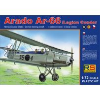 RS MODELS 92060 ARADO 66 LEGION CONDOR 1/72