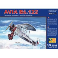 RS MODELS 92069 AVIA BŠ-122 TRAINER 1/72