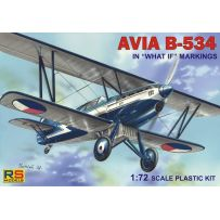 RS MODELS 92080 AVIA B-534 WHAT IF MARKINGS 1/72