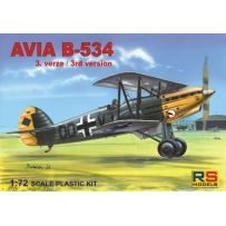 RS MODELS 92079 AVIA B-534 III.VERSION 1/72