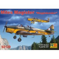 RS MODELS 92120 MILES MAGISTER MAGGIEBOMBER 1/72