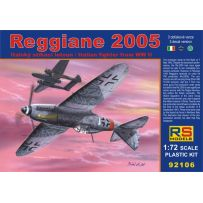 RS MODELS 92106 REGGIANE 2005 WHAT IF EDITION 1/72