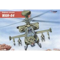 MIRAGE HOBBY 72053 WAH-64 MULTI-MISSION COMBAT HELICOPTER 1/72