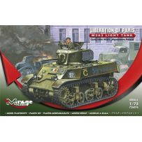MIRAGE HOBBY 726076 M3A3 LIBERATION OF PARIS 1/72