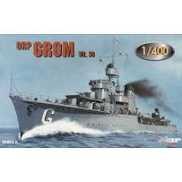 MIRAGE HOBBY 40012 ORP GROM - WZ.38 [POLISH DESTROYER WWII] 1/400