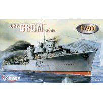 MIRAGE HOBBY 40014 ORP GROM - WZ.40 [POLISH DESTROYER WWII] 1/400
