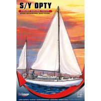 MIRAGE HOBBY 508002 YACHT S/Y OPTY 1/50