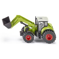 SIKU 1979 CLAAS AXION 850 AVEC CHARGEUR FRONTAL 1/50
