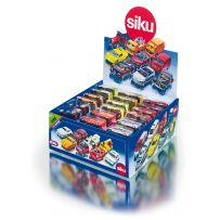 SIKU 6108 BOÎTE D'ASSORTIMENT 50 PCS GROUPE 08 ASSORTIES