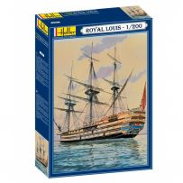 HELLER 80892 LE ROYAL LOUIS 1/200