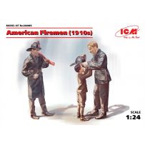 ICM 24005 POMPIERS AMERICAINS 1910 1/24 (3 FIG.) (05/17)