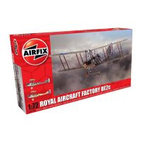 AIRFIX 02104 ROYAL AIRCRAFT FACTORY BE2C SCOUT 1/72