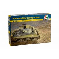 ITALERI 6538 TANK DESTROYER 90MM GUN MOTOR CARRIAGE M36B1 1/35
