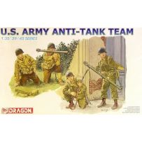 U.S. ARMY ANTI-TANK TEAM NORMANDY 1944 1/35