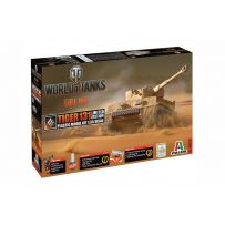 WORLD OF TANKS - TIGER 131 LIMITED EDITION 1/35