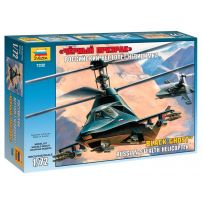 BLACK GHOST RUSSIAN STEALTH HELICOPTER 1/72