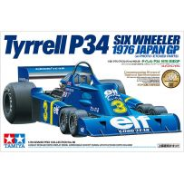 ELF TEAM TYRRELL P34 SIX WHEELER 1976 JAPAN GP 1/20