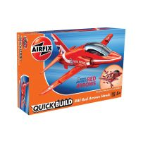 QUICKBUILD RED ARROWS HAWK