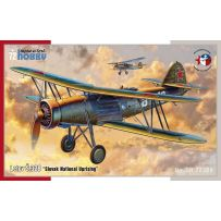 LETOV S.328 SLOVAK NATIONAL UPRISING 1/72