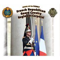 GARDE REPUBLICAIN FRANCAIS REGIMENT DE CAVALERIE CAPORAL 1/16