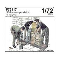 U-Vii Crew Provision 1/72