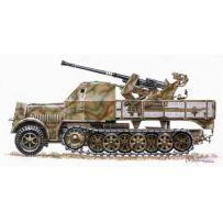 Sdkfz 7/2 Flak 37 1/72