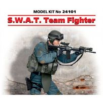 COMBATTANT S.W.A.T. TEAM FIGHTER 1/24