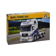 Man F2000 6x4 1/24