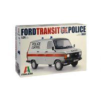 ITALERI 3657 FORD TRANSIT POLICE BRITANNIQUE 1/24