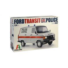Ford Transit Police Britannique 1/24
