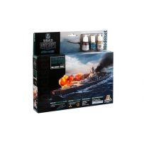 ITALERI 74003 GRAF SPEE WORLD OF WARSHIPS 1/700