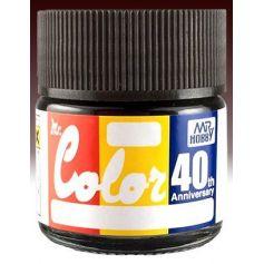 40th Anv. Graphite Black