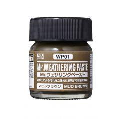 Weathering Paste Mud Brown (40ml)