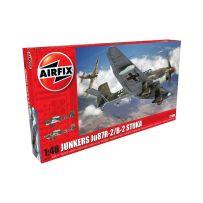 AIRFIX 07115 JUNKERS JU87B-2/R-2 1/48