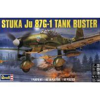 REVELL 15270 STUKA JU 87G-1 1/48