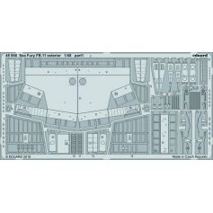Sea Fury Fb.11 Exterior 1/48