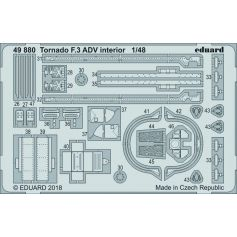 Tornado F.3 Adv Interior 1/48