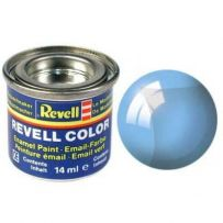 REVELL 32752 BLEU TRANSPARENT