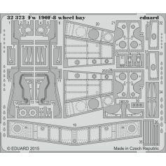 Fw 190f-8 Wheel Bay 1/32