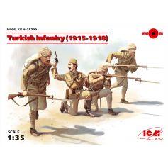 Infanterie Turque 1915-1918 1/35