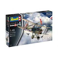 British Legends British S.E.5a 1/48