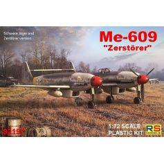 Me-609 Zerstorer 1/72