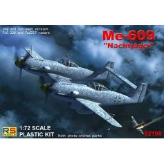 Me-609 Nachtjager 1/72
