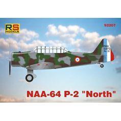 Naa-64 P-2 North 1/72
