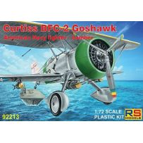 BFC-2 GOSHAWK CURTISS 1/72