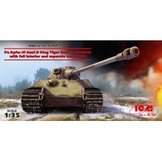 Pz.Kpfw.Vi Ausf.B King Tiger 1/35