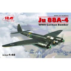 Bombardier Allemand G4 Ju 88a-4 1/48